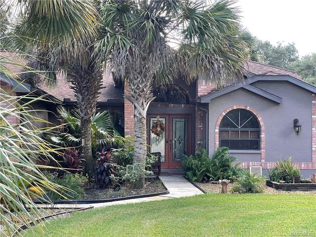 11302 W Gilia Lane, Crystal River, FL 34428 (MLS #806428) :: Plantation Realty Inc.