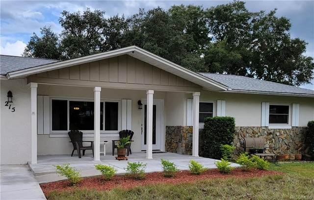 215 S Tyler Street, Beverly Hills, FL 34465 (MLS #806449) :: Plantation Realty Inc.