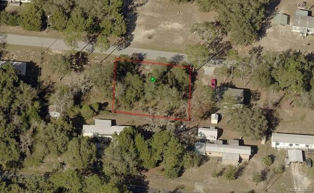2544 E Jupiter Street, Inverness, FL 34453 (MLS #806450) :: Plantation Realty Inc.