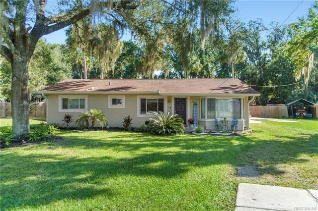2021 NW 13th Avenue, Crystal River, FL 34428 (MLS #806452) :: Plantation Realty Inc.