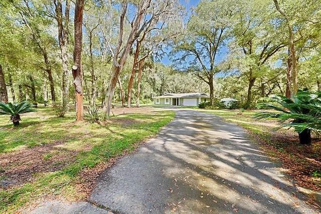 3955 S Tom Avenue, Inverness, FL 34452 (MLS #806460) :: Plantation Realty Inc.