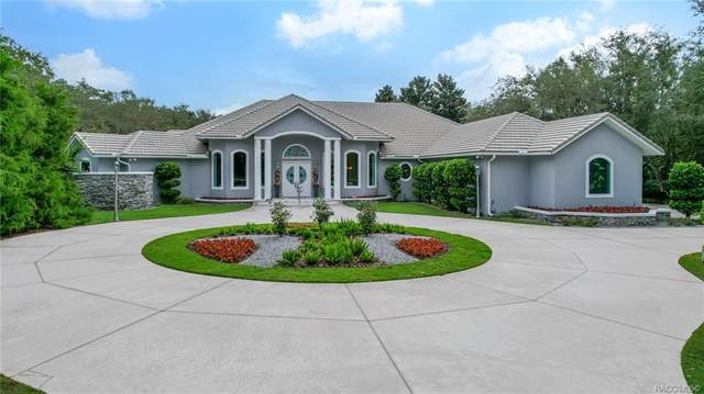 3921 W Shadow Creek Loop, Lecanto, FL 34461 (MLS #806467) :: Plantation Realty Inc.