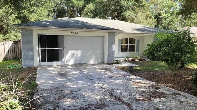9083 N Harris Way, Citrus Springs, FL 34434 (MLS #806490) :: Plantation Realty Inc.