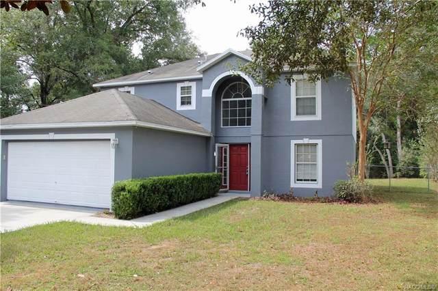 8690 N Farragut Way, Citrus Springs, FL 34434 (MLS #806492) :: Plantation Realty Inc.