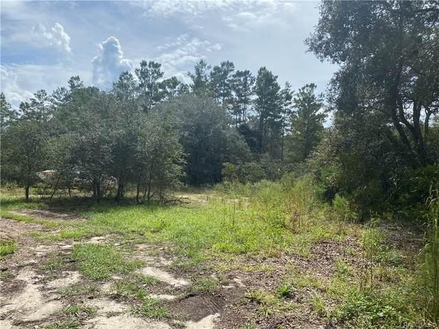 5739 S Calder Point, Homosassa, FL 34446 (MLS #806530) :: Plantation Realty Inc.