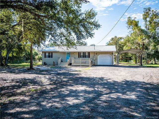 12174 W Fig Tree Lane #1, Crystal River, FL 34428 (MLS #806536) :: Plantation Realty Inc.