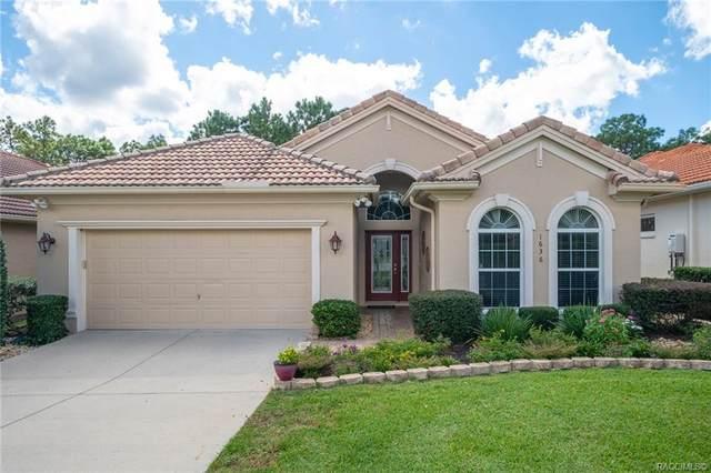 1636 W Laurel Glen Path, Hernando, FL 34442 (MLS #806538) :: Plantation Realty Inc.