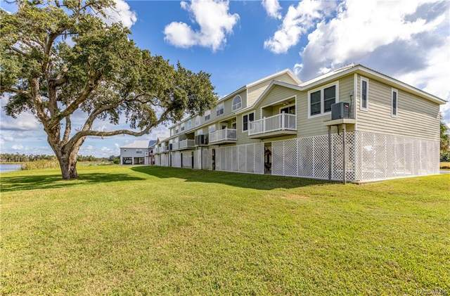 2877 N Rivers Edge Boulevard #205, Crystal River, FL 34429 (MLS #806554) :: Plantation Realty Inc.