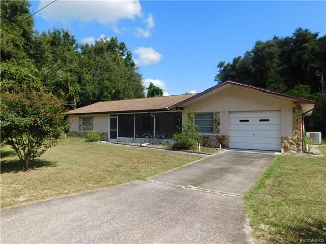 934 Sherwood Avenue, Inverness, FL 34450 (MLS #806555) :: Plantation Realty Inc.