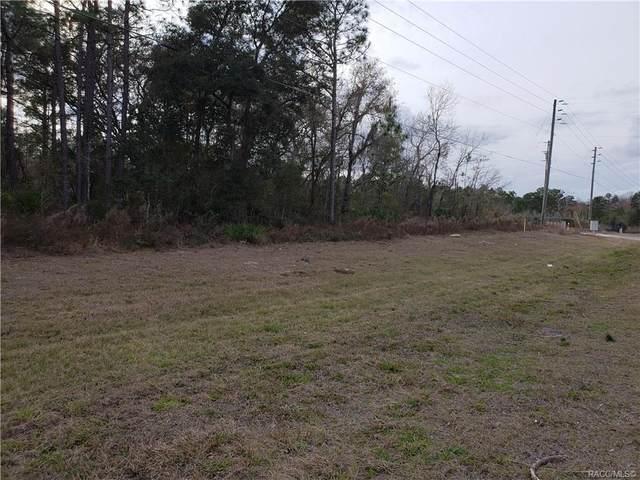 6756 W Ponce De Leon Boulevard, Homosassa, FL 34446 (MLS #806574) :: Plantation Realty Inc.