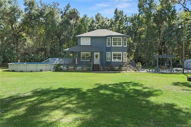 9328 E Roan Lane, Inverness, FL 34450 (MLS #806577) :: Plantation Realty Inc.