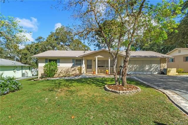 19 New Florida Avenue, Beverly Hills, FL 34465 (MLS #806580) :: Plantation Realty Inc.