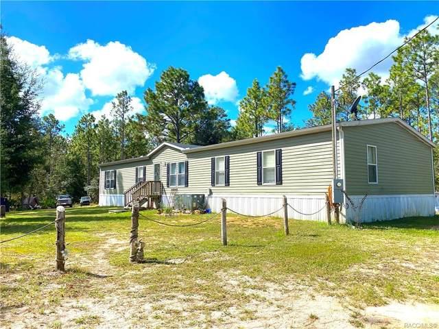 6160 & 6098 N Velveteen Point, Dunnellon, FL 34433 (MLS #806592) :: Plantation Realty Inc.