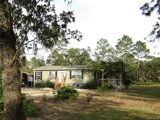5403 N Wool Point, Dunnellon, FL 34433 (MLS #806594) :: Plantation Realty Inc.