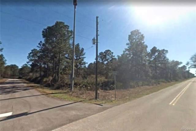11414 W Cockscomb Drive, Crystal River, FL 34428 (MLS #806615) :: Plantation Realty Inc.
