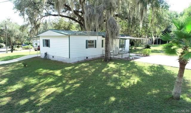 8271 S Lake Consuella Drive, Floral City, FL 34436 (MLS #806627) :: Plantation Realty Inc.