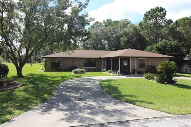 1786 W Evergreen Drive #7, Citrus Springs, FL 34434 (MLS #806628) :: Plantation Realty Inc.
