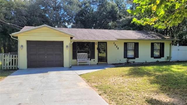 1222 Fordham Terrace, Inverness, FL 34452 (MLS #806637) :: Plantation Realty Inc.