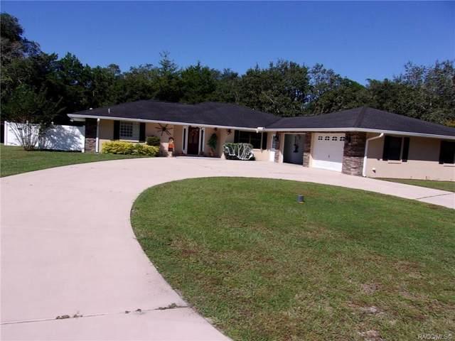 3038 S Rose Avenue, Inverness, FL 34450 (MLS #806646) :: Plantation Realty Inc.