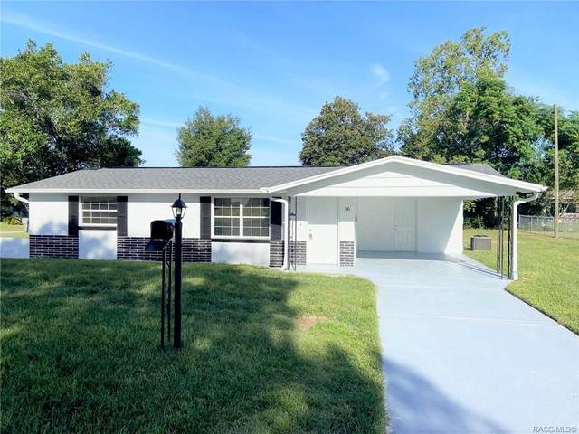 56 S Monroe Street, Beverly Hills, FL 34464 (MLS #806649) :: Plantation Realty Inc.