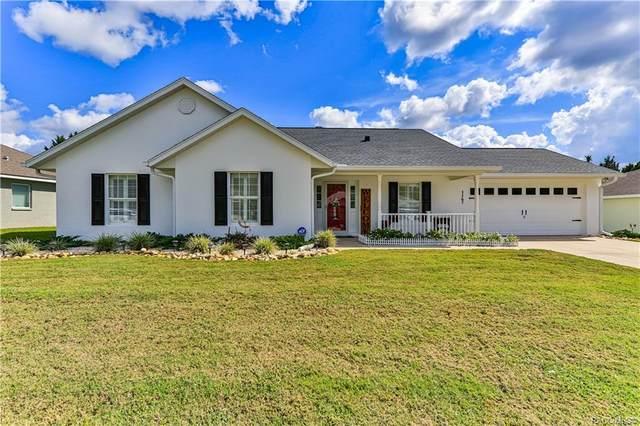 1167 S Brookfield Drive, Lecanto, FL 34461 (MLS #806657) :: Plantation Realty Inc.