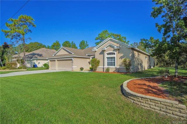 30 Boxleaf Court, Homosassa, FL 34446 (MLS #806658) :: Plantation Realty Inc.