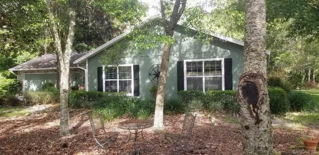 7 Laurelcherry Court, Homosassa, FL 34446 (MLS #806660) :: Plantation Realty Inc.
