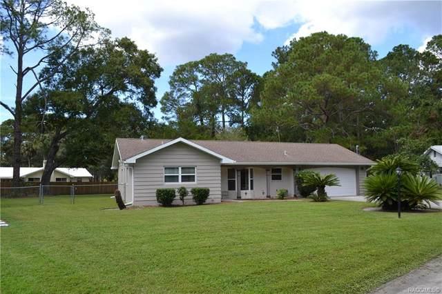 3776 S Centennial Avenue, Homosassa, FL 34448 (MLS #806671) :: Plantation Realty Inc.