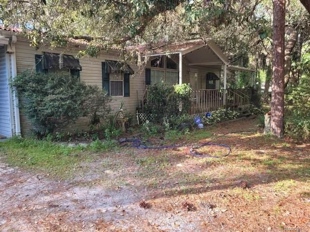 1312 S Candlenut Avenue, Homosassa, FL 34448 (MLS #806672) :: Plantation Realty Inc.
