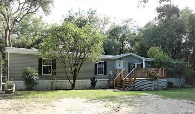 5960 Highland Park Drive, Hernando, FL 34442 (MLS #806675) :: Plantation Realty Inc.