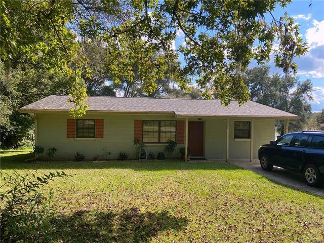 3524 E Perry Street, Inverness, FL 34453 (MLS #806677) :: Plantation Realty Inc.