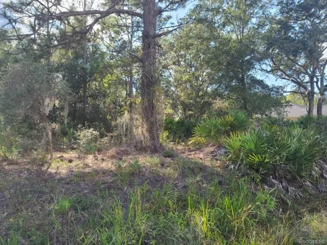 8004 N Flame Vine Way, Crystal River, FL 34428 (MLS #806678) :: Plantation Realty Inc.