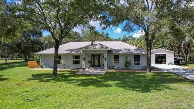 6582 N Bugbee Point, Crystal River, FL 34428 (MLS #806679) :: Plantation Realty Inc.