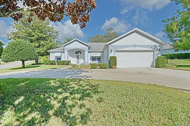 375 W Crestmont Court, Beverly Hills, FL 34465 (MLS #806684) :: Plantation Realty Inc.