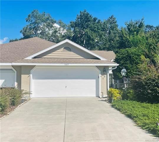 1683 N Foxboro Loop, Crystal River, FL 34429 (MLS #806690) :: Plantation Realty Inc.