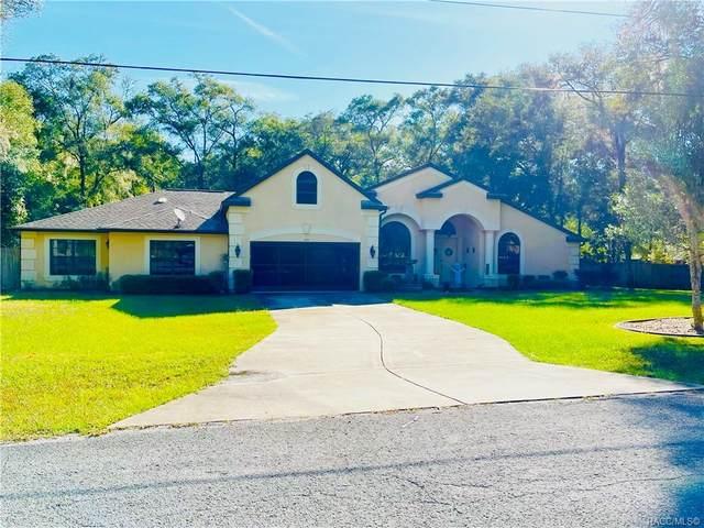 5195 N Ironstone Terrace, Hernando, FL 34442 (MLS #806692) :: Plantation Realty Inc.