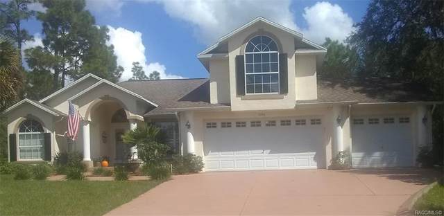5541 W Chive Loop, Homosassa, FL 34448 (MLS #806696) :: Plantation Realty Inc.