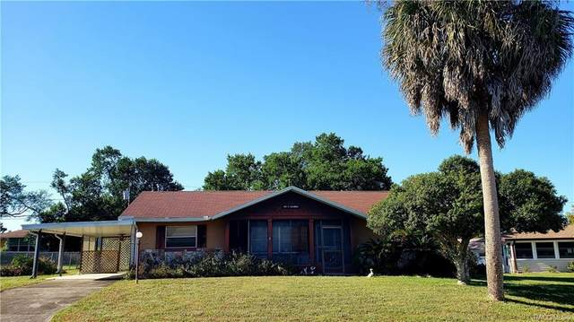 202 S Columbus Street, Beverly Hills, FL 34465 (MLS #806697) :: Plantation Realty Inc.