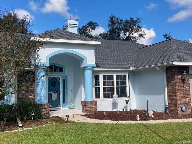 6160 N White Palm Way, Beverly Hills, FL 34465 (MLS #806704) :: Plantation Realty Inc.