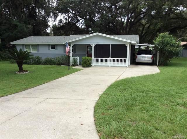 922 S Val Drive, Inverness, FL 34450 (MLS #806709) :: Plantation Realty Inc.