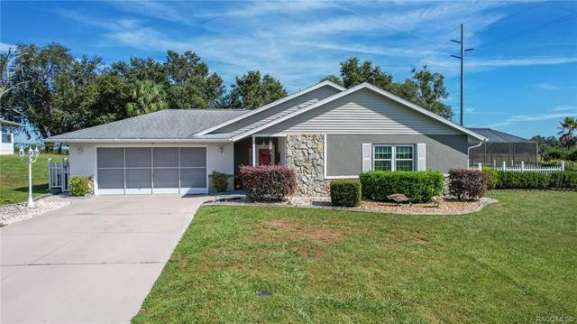 955 N Foxrun Terrace, Inverness, FL 34453 (MLS #806714) :: Plantation Realty Inc.
