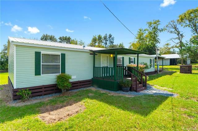 6051 SE 186th Terrace, Morriston, FL 32668 (MLS #806753) :: Plantation Realty Inc.