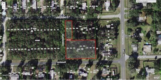 6347 W Arter Street, Crystal River, FL 34429 (MLS #806754) :: Plantation Realty Inc.