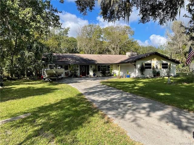 160 Hudson Street, Inglis, FL 34449 (MLS #806757) :: Plantation Realty Inc.