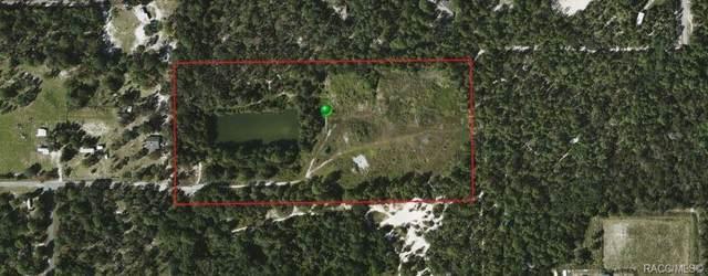 6501 W Cyrus Street, Crystal River, FL 34428 (MLS #806759) :: Plantation Realty Inc.