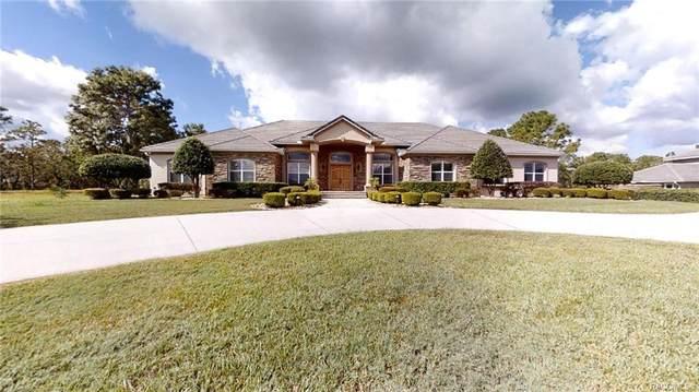 3975 N Grayhawk Loop, Lecanto, FL 34461 (MLS #806765) :: Plantation Realty Inc.