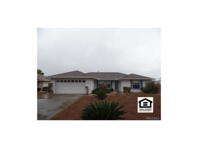 1048 S Brookfield Drive, Lecanto, FL 34461 (MLS #RA753363) :: Plantation Realty Inc.