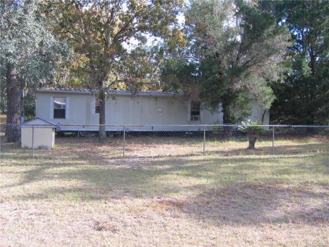 5621 S S Oakridge Drive, Homosassa, FL 34446 (MLS #RA753415) :: Plantation Realty Inc.