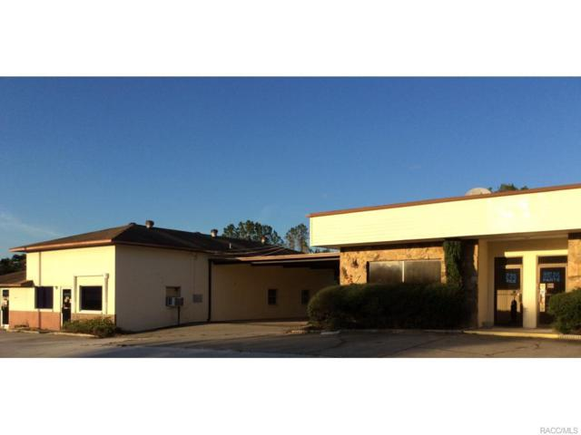 2524 W Hwy 44, Inverness, FL 34453 (MLS #714365) :: Plantation Realty Inc.