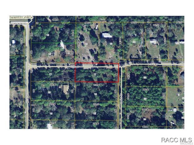 0 Sandi Street, Inglis, FL 34449 (MLS #718656) :: Plantation Realty Inc.